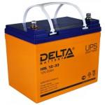 AGM аккумулятор DELTA HRL 12-33